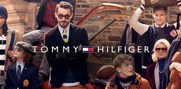 Tommy Hilfiger - История бренда