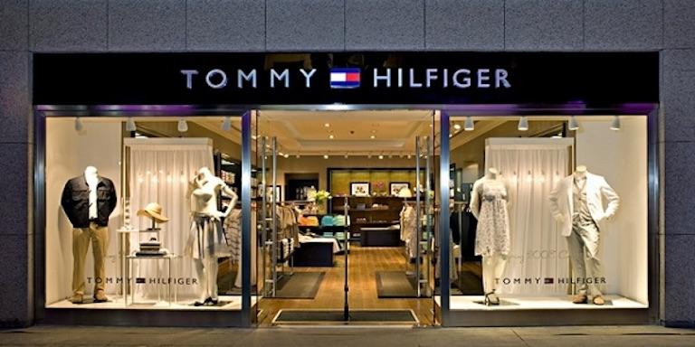 Магазины Tommy Hilfiger