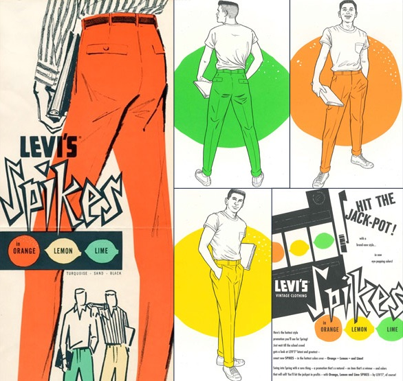 Levis Spikes