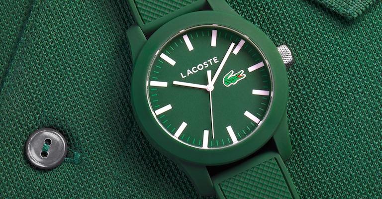 Lacoste: история бренда