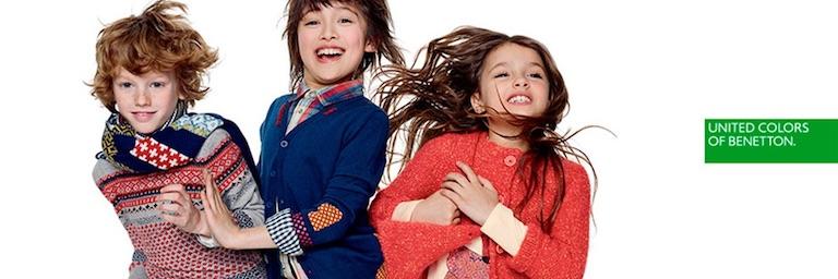 benetton детская одежда