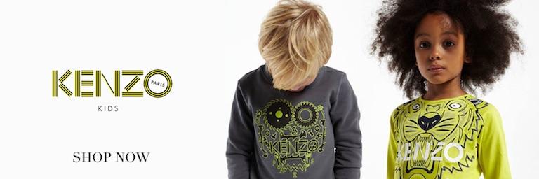 kenzo детская одежда
