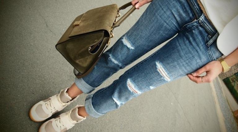 Как выбрать джинсы и правильно подобрать по размеру и по фигуре женщине