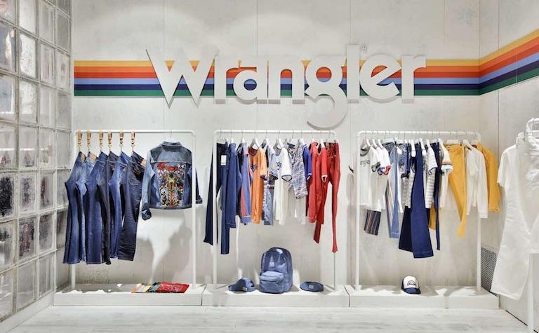 Магазин Wrangler