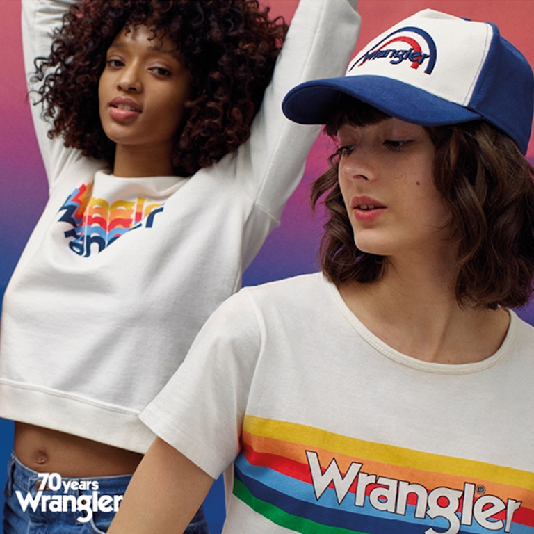 70 лет Wrangler