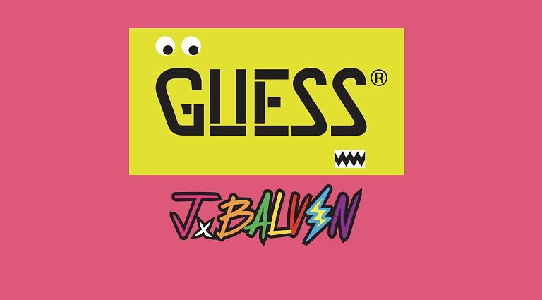Капсульная коллекция Джея Бальвина для Guess