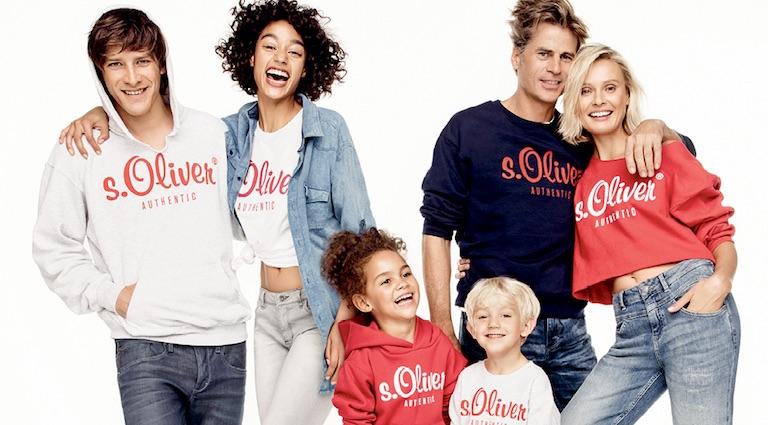 История бренда s.Oliver