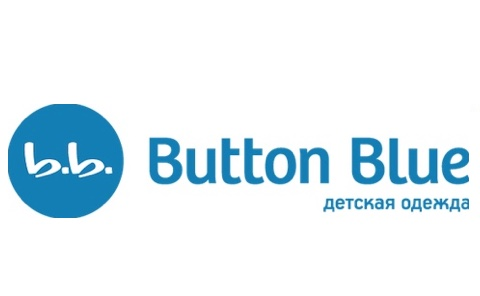 Button Blue логотип