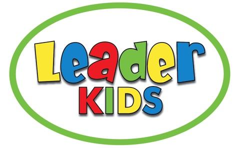 Leader Kids логотип