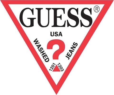 логотип guess
