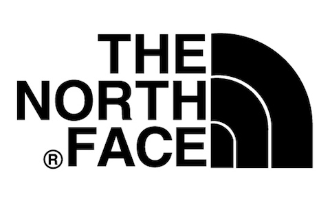 The North Face логотип
