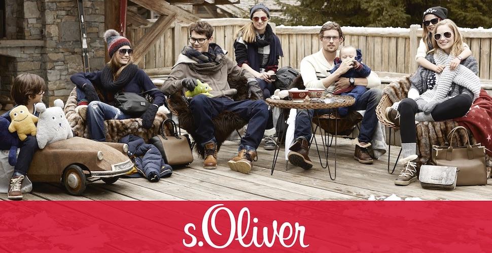 s.oliver интернет магазин